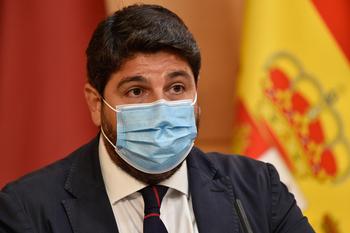 Murcia actuará sobre el Mar Menor si el Gobierno no ayuda
