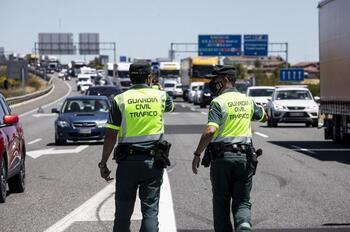 86 accidentes con heridos en Burgos por distracciones