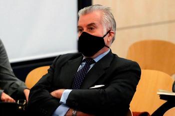 Bárcenas declara que entregó 60.000 euros a Aguirre