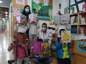 Las bibliotecas municipales celebran su semana con los niños