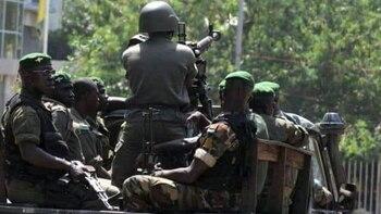 El líder golpista de Guinea anuncia un gobierno de unidad
