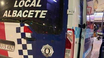 La Policía Local localiza a un conductor ebrio