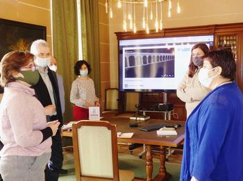 El Instituto de Patrimonio negocia las ayudas al Acueducto