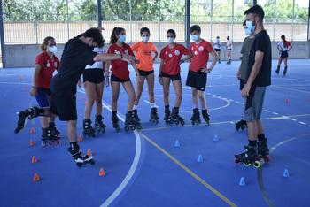 El Inline Freestyle da nivel internacional a Ciudad Real