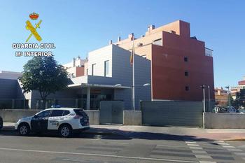 La Guardia Civil detiene a cuatro personas en Azuqueca