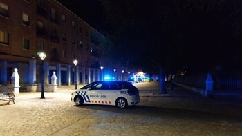 Detenidas dos personas implicadas en una pelea en la capital