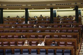 El Constitucional declara ilegal el 'cierre' del Congreso