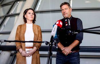 Los Verdes descartan a la CDU para formar Gobierno