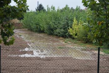 Denuncian vertidos de aguas residuales en La Fombera