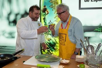 Aceites de oliva españoles para el menú de 120.000 niños