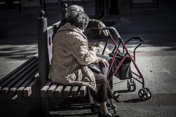 La pensión media sube un 2,3% y se sitúa en 1.031 euros