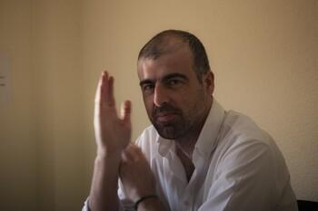 El poeta talaverano Antonio San Miguel, premiado en Murcia