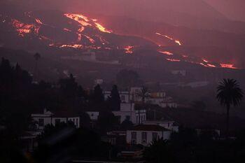 Más de 1.800 construcciones han sido destruidas por la lava