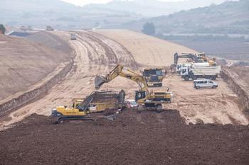 28 de 70 millones de inversión estatal irán a carreteras