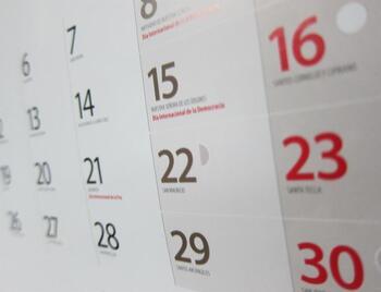 2022 tendrá 12 días festivos nacionales, uno más que en 2021