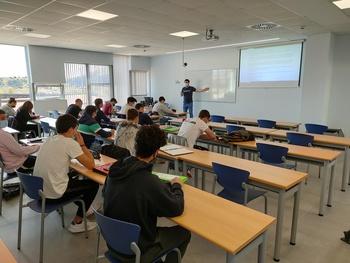 Los Grados de Forestal y Agrarias pierden un 32% de alumnos