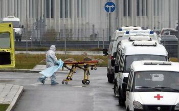 Rusia registra más de 1.000 muertes de COVID en un día