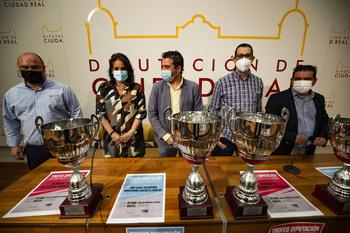 Los títulos provinciales se ponen en juego en Valdepeñas