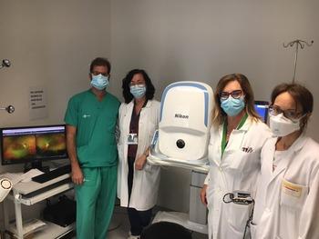 El HUBU atiende a 50 pacientes con retinosis pigmentaria