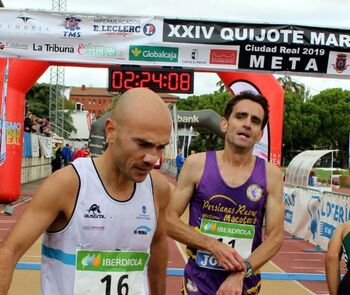 Globalcaja mantiene su compromiso con el Quijote Maratón