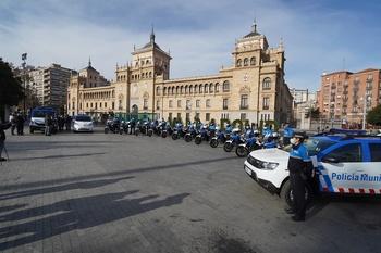 El Ayuntamiento compra 22 vehículos para Policía y Bomberos