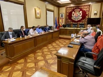 La Mesa del Ferrocarril anuncia 'movilizaciones constantes'