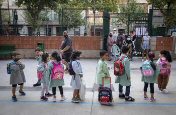 CCOO reclama ratios bajas en clases y más plantilla