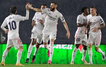 El equipo de Zidane peleará hasta el final para lograr un puesto en a final de Estambul.