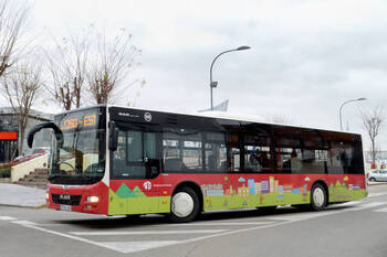 El autobús urbano de Azuqueca fue usado por 18.711 personas