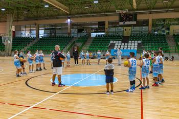 Segovia, sede de fase de selecciones de minibasket