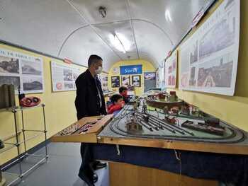 Un museo sobre la historia ferroviaria de Soria
