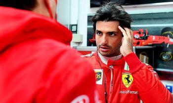 El español espera demostrar su progresión con la 'Scudería' en el circuito de Montmeló.