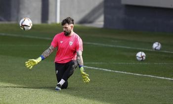 Iago Herrerín dejará el Athletic a final de temporada