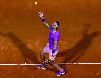 El balear competirá en Barcelona tras caer en cuartos del Masters de Montecarlo.