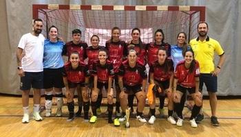 Castigo excesivo para el Villacañas FSF en Arona (8-2)