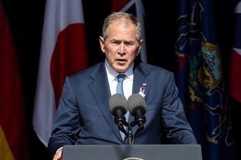 Bush defiende luchar contra el extremismo violento