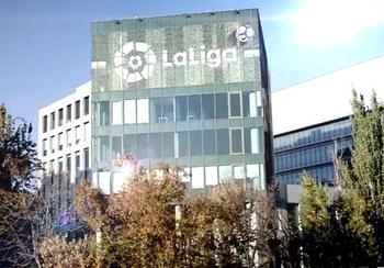 LaLiga sigue con su plan frente al informe de la CNMC
