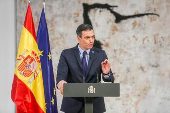 Sánchez asegura que trabajará en la protección de las familias
