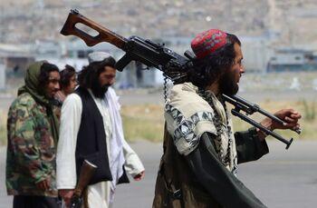 Los talibanes ultiman su plan