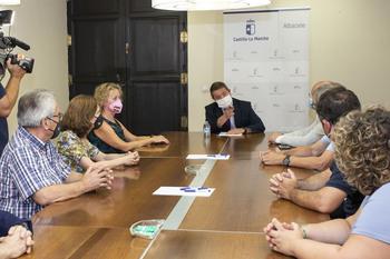 La Junta apoyará más centros de atención temprana de Asprona