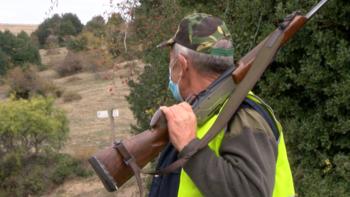 La caza mayor recupera el pulso en los montes de Soria