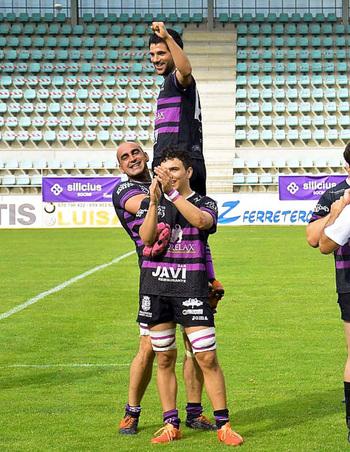 El Palencia Rugby inicia los primeros entrenamientos