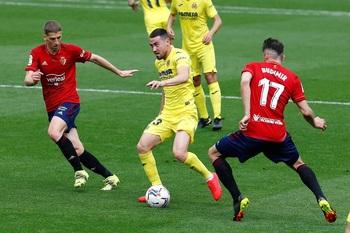 Examen al buen momento de Villarreal y Osasuna