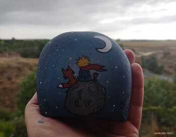 Un juego anima a decorar piedras y esconderlas en Arévalo