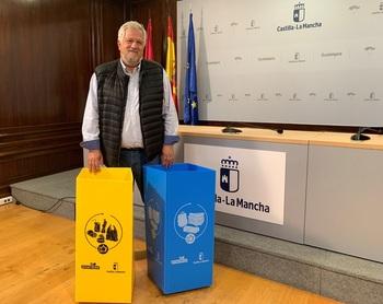 Nuevos contenedores para la Mancomunidad Vega del Henares