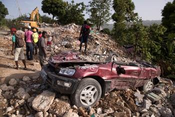 Las muertes por el terremoto de Haití ascienden a 2.248