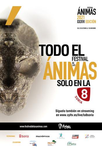 El Festival de Las Ánimas, en exclusiva en La 8 Soria