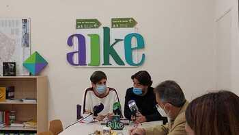 Aike quiere generar debate y encuentro con la ciudadanía
