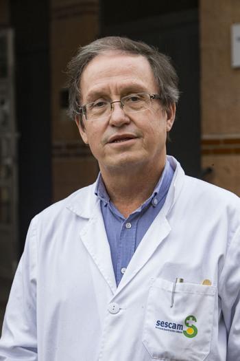 Yepes honra al doctor Morán por el tratamiento anticovid