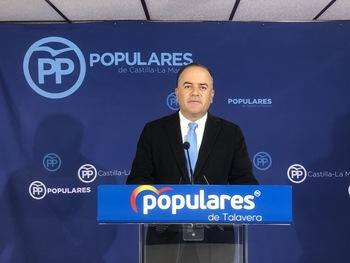 Gregorio pide que Talavera no sea la olvidada de los PGE